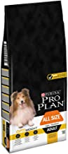 PRO PLAN All Sizes Adult Light / Sterilised avec OPTIWEIGHT Riche en Poulet - 14 KG - Croquettes pour chiens adultes