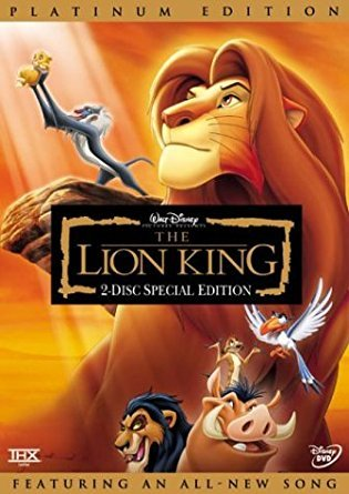 The Lion King - Platinum Edition (DVD Two-Disc Special Edition)