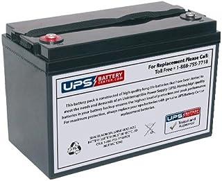Ritar RA12-100 RA 12-100D RA12-100H 12V 100Ah Sealed Lead Acid Replacement Battery