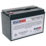 Universal Power UB121000 (45978) 12V 100Ah Sealed Lead Acid Replacement Battery