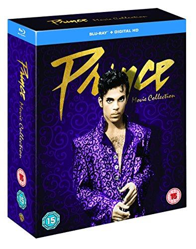 Prince Collection (3 Blu-Ray) [Edizione: Regno Unito] [Reino Unido] [Blu-ray]