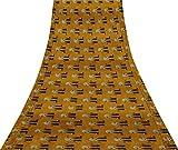Svasti Baum, Schläger & Hexe Halloween Vintage Sari