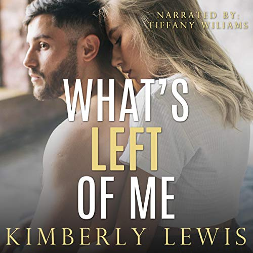What's Left of Me Audiobook By Kimberly Lewis cover art