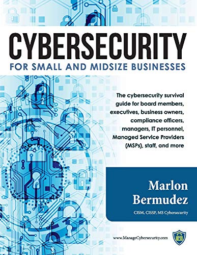 Compare Textbook Prices for Cybersecurity for Small and Midsize Businesses  ISBN 9781543997064 by Bermudez, Marlon