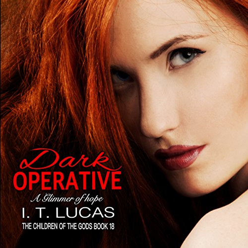 Dark Operative: A Glimmer of Hope  audiobook cover art