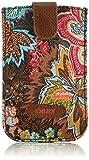 Oilily Damen JF Smartphone Pull Hülle Taschenorganizer, Braun (Bronze 823), 9x14x1 cm