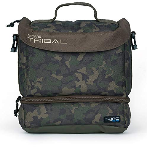 Shimano Tribal Coarse and Carp Fishing Sync Camera Case