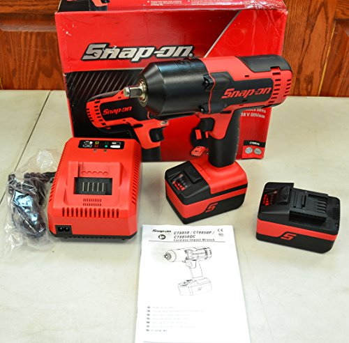 """Snap-On CT8850 1/2"""" Dr. 18V Cordless Impact Wrench"""