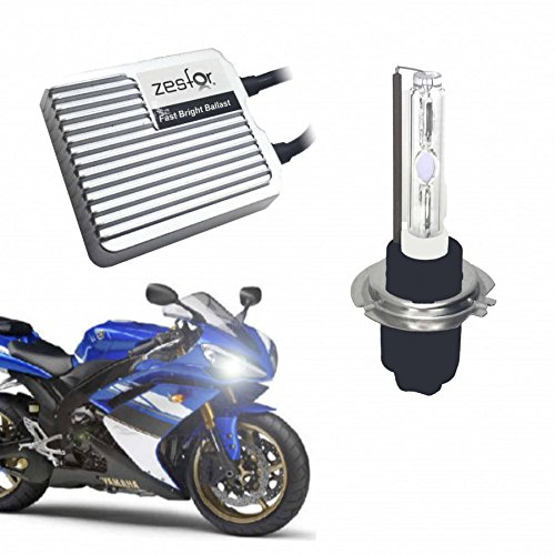 Zesfor Xenon Motorcycle/Quad H7 6000k, 8000 k of 4300k Professional Kit