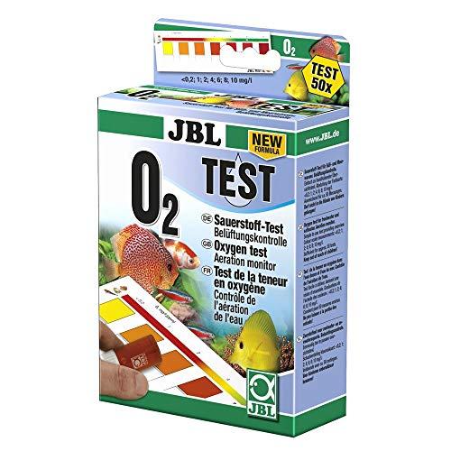 JBL- Sauerstoff Test O2 New für Süß- und Meerwasseraquarien