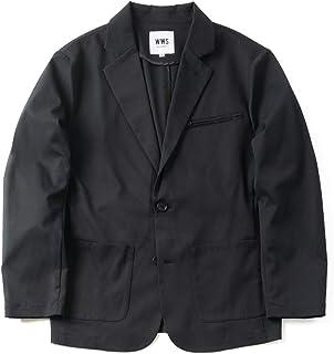 [ワークウェアスーツ] テーラードライトジャケット・裏地なし〈メンズ〉