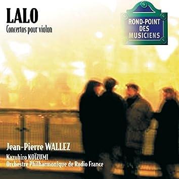 Lalo-Concertos pour violon