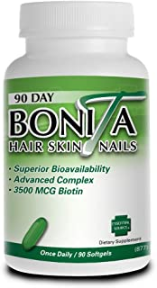 Sponsored Ad - Essential Source - Bonita Hair Skin Nails 90 Softgels