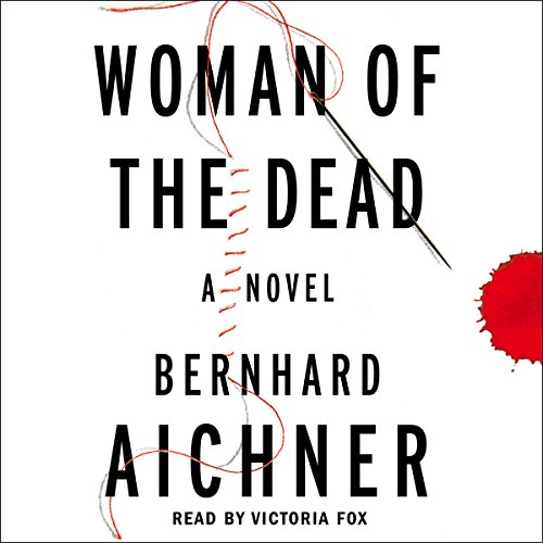 Woman of the Dead audiobook cover art