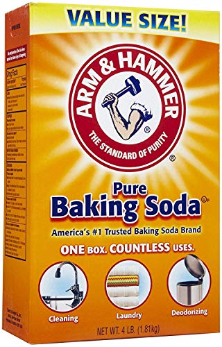 Arm & Hammer Baking Soda Naturally Pure (2-Pack)