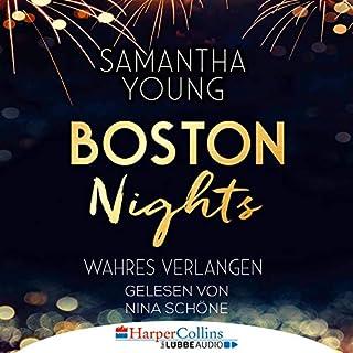 Boston Nights - Wahres Verlangen Titelbild