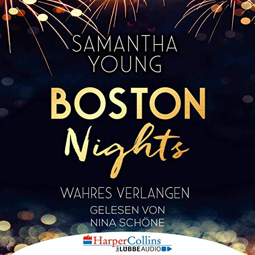 Boston Nights - Wahres Verlangen Titelbild