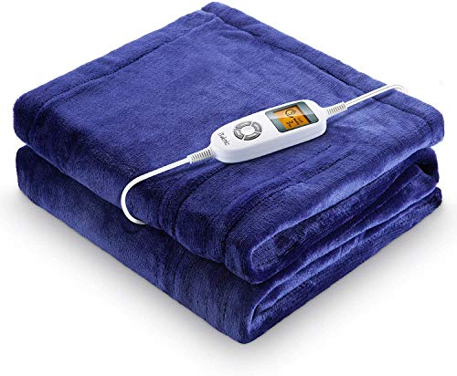 Heated Blanket, iTeknic Electric Blanket Throw 60