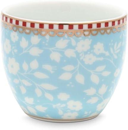 Preisvergleich für Pip-Studio Eierbecher Egg Cup Lovely Branches Blue Blau