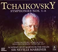 Tchaikovsky - Complete Symphonies by Academy of St Martin in the Fields