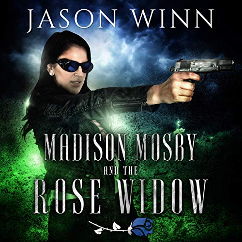 Madison Mosby and the Rose Widow  By  cover art