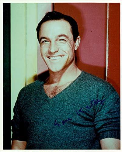 Gene Kelly shipfree signed photo 8x10 mart