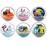 Pocket Monsters Pokemon Terrarium Four Season Collection (Single Blind Box)