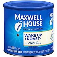 Maxwell House Wake Up Blend Mild Roast Ground Coffee