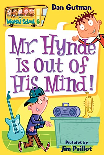 My Weird School #6: Mr. Hynde Is Out of His Mind!の詳細を見る