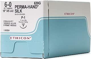 8 0 silk suture