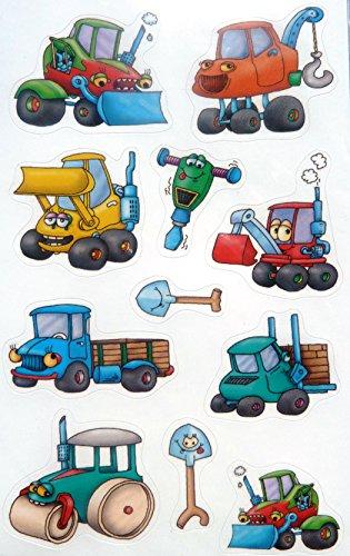 Bagger Aufkleber - Kinder / Kinder Etiketten für party taschen , scrap bücher , karten herstellung oder notizbuch dekoration