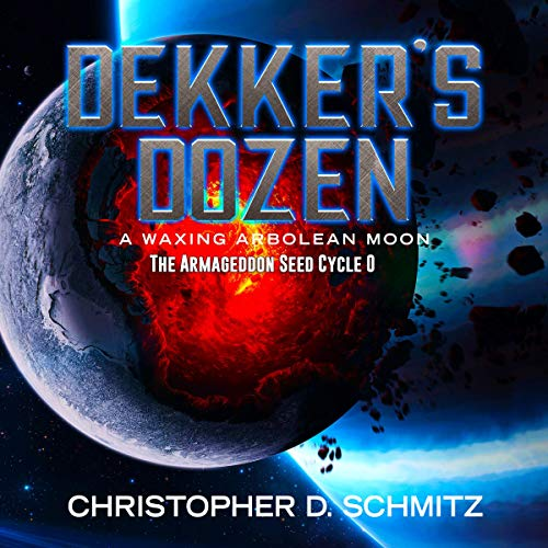 Dekker's Dozen audiobook cover art