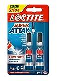 LOCTITE Super Attak Original BIPACK 4 g + 4 g