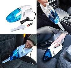 shree krishna Powerful Portable and High Power Plastic 12V High Power Handheld Portable Lightweight Vacuum Cleaner for Car,Bike,Car,Cycles