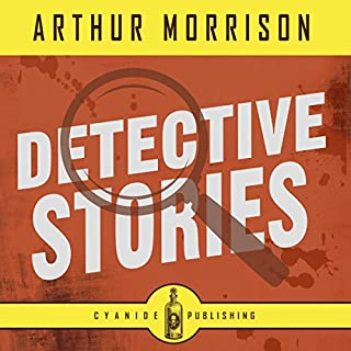 Detective Stories cover art