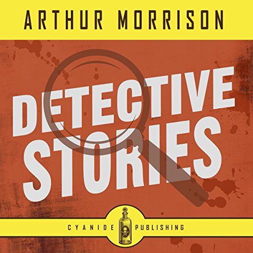 Detective Stories audiobook cover art