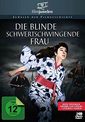 Die blinde schwertschwingende Frau (DDR-Kinofassung + Extended Version) - Filmjuwelen [2 DVDs]