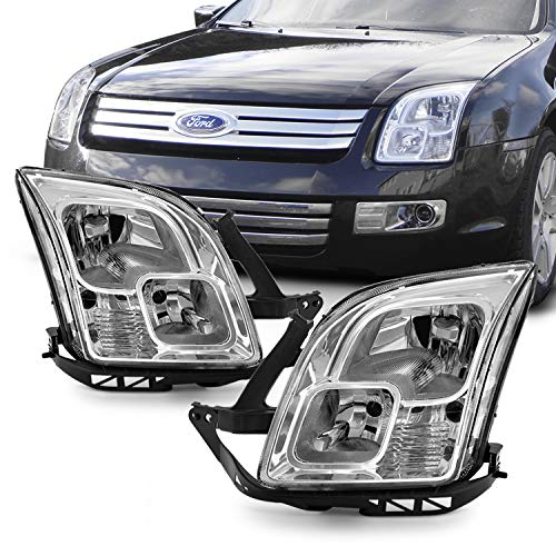 07 ford fusion headlight assembly - 1