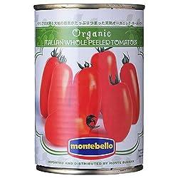 スピガドーロ オーガニック・ホールトマト 400g