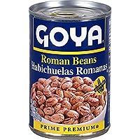 Goya Foods Roman Beans, 15.5 Ounce