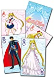 Great Eastern Entertainment Sailor Moon Playing Cards
