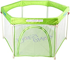 CXHMYC Portable baby playground with balls  foldable  non-slip  removable and washable playpen height the bed base
