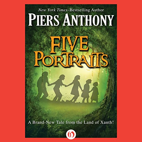 Five Portraits audiobook cover art