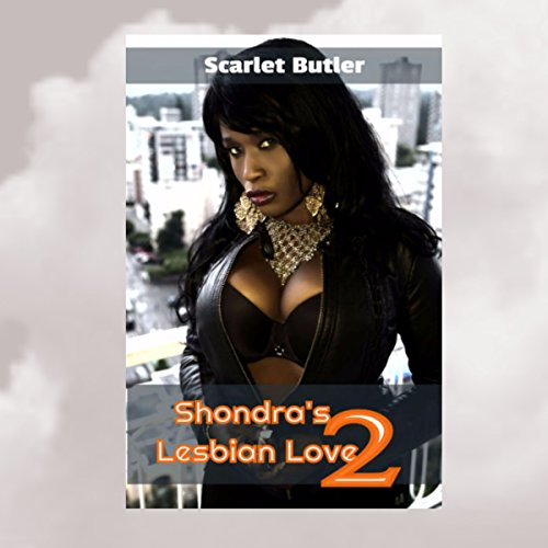 Shandra's Lesbian Love 2: The Artist audiobook cover art