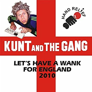 Let's Have A Wank For England 2010 - Single