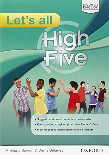 High Five 1-3: Let'S All High Five. Con Student's Book e  [Lingua inglese]