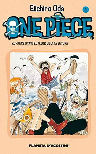 One Piece nº 01,Romance Dawn: El albor de la aventura: Amanecer de una aventura