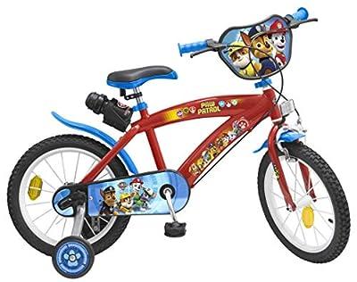 """TOIMSA Bicicleta 16"""" Paw Patrol (Azul) de Toimsa"""