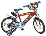 TOIMSA Bicicleta 16' Paw Patrol