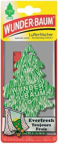 Wunder Baum 134218 24 Lufterfrischer 24 Er Box Everfresh Auto